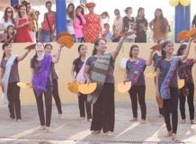 Танец от филиппинок