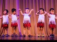 Preschool--Kye-Kye Kule/Gangnam Style