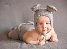 Малыш-мышонок