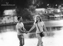 Репортажная фотосессия пары в Питере