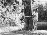 Репортажная фотосессия пары