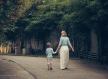 Репортажная фотосессия семьи