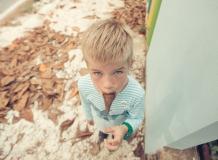 Репортажная детская фотосессия