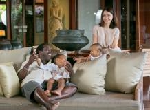 Семейная фотосессия в отеле Таиланд