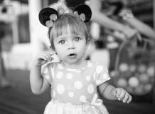 Фотограф на первый день рождения