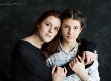 Портретная фотосессия студия Санкт-Петербург