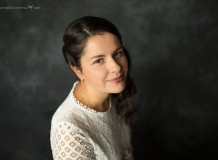 Портретная фотосессия в студии Петербурга