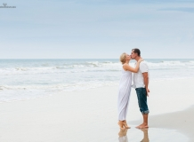 Фотосессии влюбленных на берегу моря
