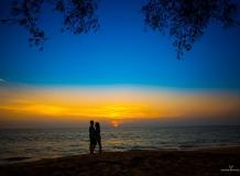 Фотосессии влюбленных на море