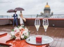 Фотосессия в отеле Lotte Санкт-Петербург