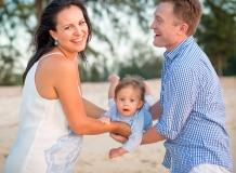 Семейный фотограф в отпуск