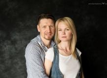 Студийная фотосессия для многодетной семьи в Петербурге