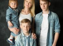 Быстрая семейная фотосессия в Петербурге