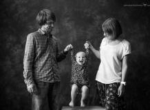 Семейная фотосессия в Петербурге