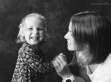 Семейная портретная  фотосессия в Петербурге