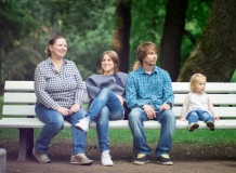 Детская фотосессия в Петербурге