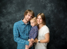 Семейный классический портрет в Санкт-Петербурге