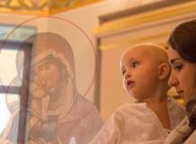 Фотограф на Таинство Крещения в Москве