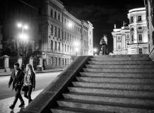 Репортажная прогулка по Санкт-Петербургу