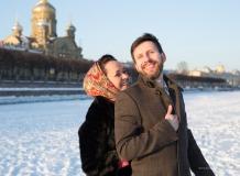 Лав стори в Санкт-Петербурге
