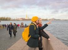 Фотопрогулка по Санкт-Петербургу