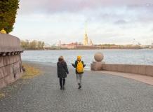 Фотосессия и экскурсия в Санкт-Петербурге