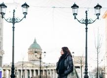 Фотопрогулки в Санкт-Петербурге с Анной Каркачевой