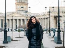 Фотопрогулки в Санкт-Петербурге, Анна Каркачева
