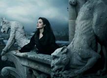 Фотографии Лейбовиц. Анжелина Джоли
