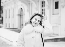 Зимняя Фотосессия в Санкт-Петербурге