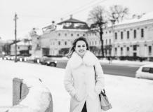 Прогулочная Фотосессия в Санкт-Петербурге