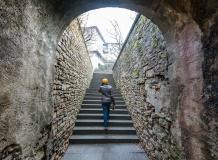 Арки в Бергамо Италия