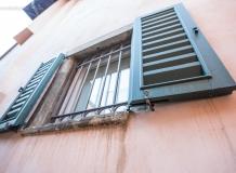 Окна в Бергамо Италия