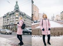 Фотопрогулка по Санкт-Петербургу с Анной Каркачевой