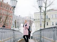 Фотосессия на Львином мостике