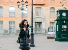 Фотопрогулка по Малой Конюшенной улице