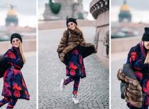Фотосессия в Санкт-Петербурге с экскурсионным сопровождением