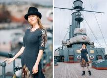 Фотосессия на Крейсере Аврора в Санкт-Петербурге
