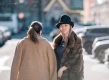 Фотосессия-экскурсия  с подругой в Санкт-Петербурге