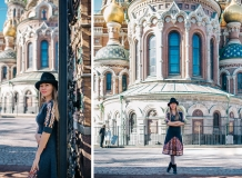 Фотопрогулки по Петербургу с экскурсионным сопровождением
