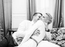 Свадебная Фотосессия в отеле Lotte в Санкт-Петербурге