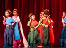 Thai Dance from the Year 4-6 students