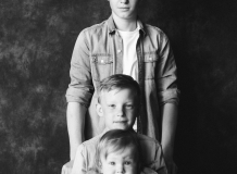 Семейный портрет в Санкт-Петербурге