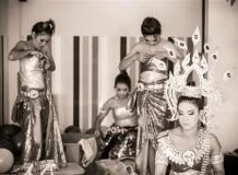 Тайские танцовщицы