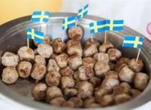 Шведские фрикадельки