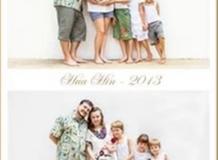 """Красивое и дружное семейство """"до и после"""""""