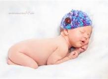 Newborn baby photosession Phuket