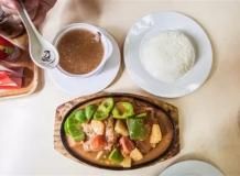 Еда в Макао