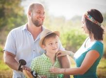 Семейный Фотопроект на пленере
