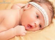 Baby girl photo in Phuket